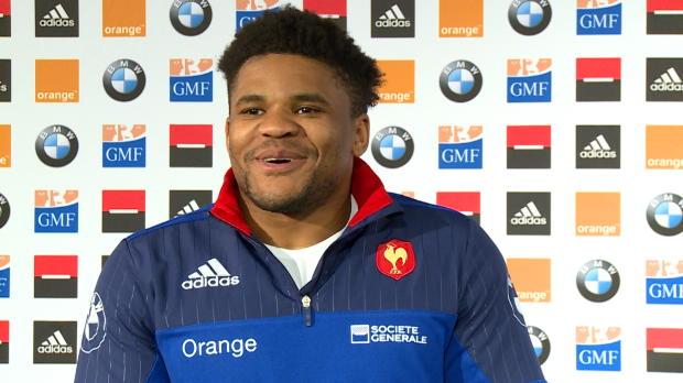 XV de France - Danty 'impressionn�' par Nov�s