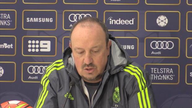 """Benitez: """"Ramos Teil von Reals Zukunft"""""""
