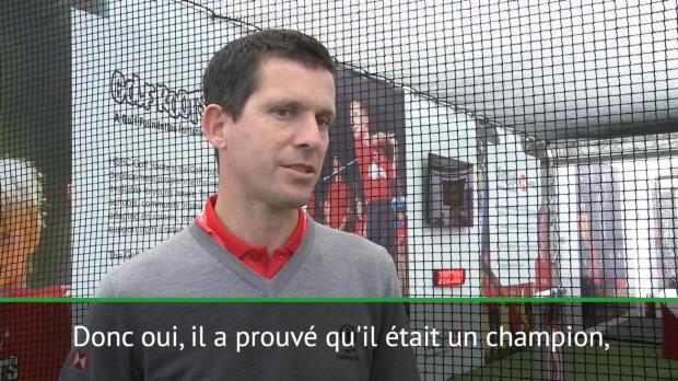"""Tennis : ATP - Henman - """"Djokovic a prouvé qu'il était un champion"""""""