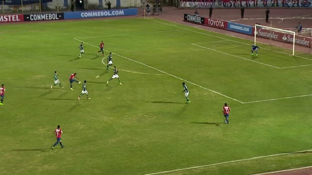 Copa Libertadores: Wunderstrahl als Tor-Debüt