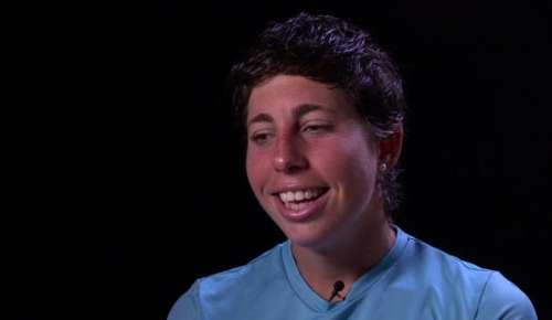 Suarez Navarro Interview: WTA Rome 2R
