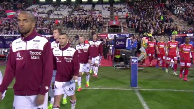 Belgian Cup Finale: Oostende - Zulte Waregem