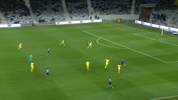 Ligue 1 Round 25: Toulouse 0-0 Nantes