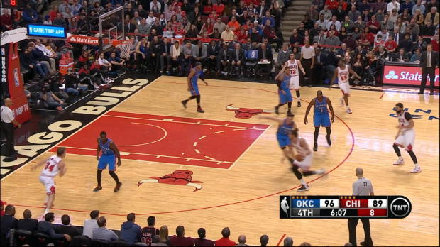 Assist of the Night: Joakim Noah