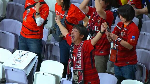 CdM Clubs - Le but d'Abe qui envoie Kashima défier le Real