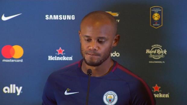"Kompany zu Lukaku: ""Erhöht Uniteds Titelchancen"""