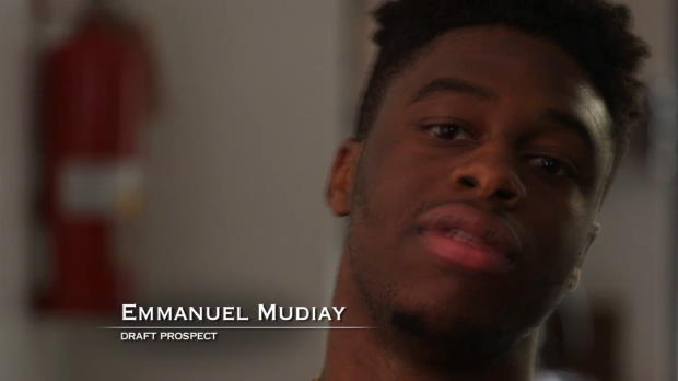 Draft Combine: Emmanuel Mudiay