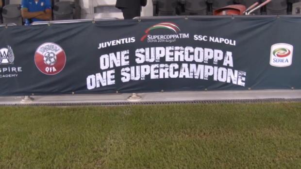 La SuperCoupe d'Italie entre la Juventus et Naples se déroule à Doha au Qatar lundi. Les Turinois sont favoris, ils ont remporté les deux dernières éditions de ce match de prestige, mais l'équipe de Benitez a pour elle d'avoir déjà battu la Juve cette saison.