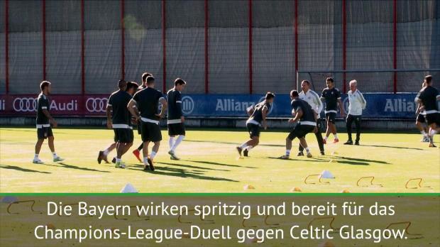 Heynckes bringt Zug zurück ins Bayern-Training