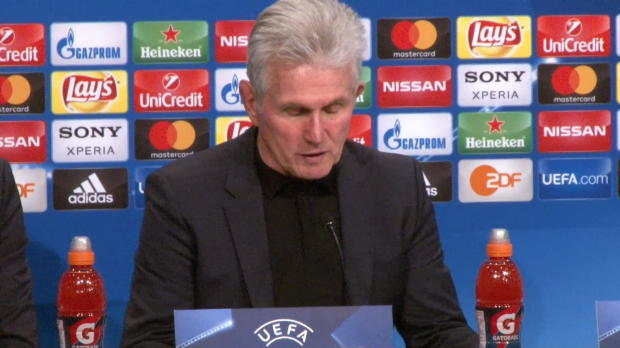 Heynckes hadert trotz 5:0-Sieg gegen Besiktas
