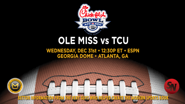 Ole Miss vs. TCU