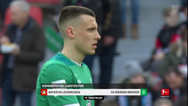 Bundesliga: Bayer 04 Leverkusen - SV Werder Bremen   DAZN Highlights