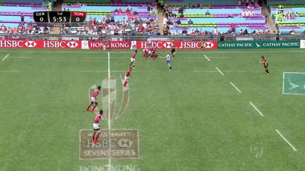 HSBC World Sevens Series - Rugby: Deutschland - Tonga