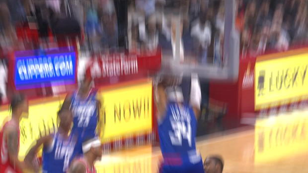 Assist of the Night: Shai Gilgeous-Alexander