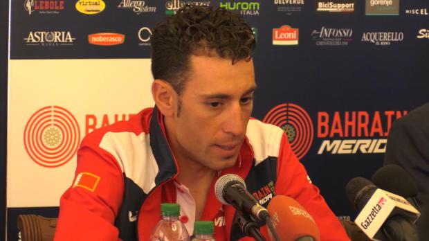 """Giro de Italia - Nibali, recuerda a Scarponi: """"Todavía no encontramos las palabras"""""""