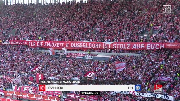 Fortuna Düsseldorf - Holstein Kiel