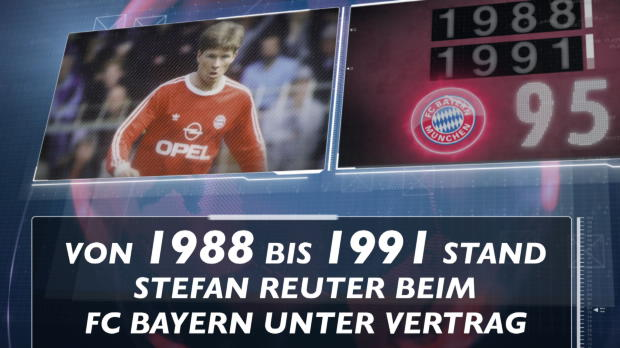 Fakt des Tages: Ex-Bayer Reuter vor Rückkehr