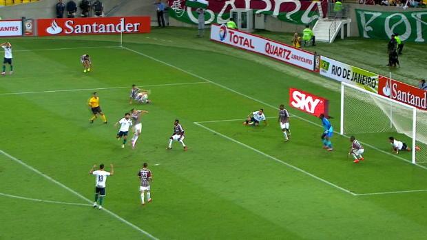 Foot : Video - Sudamericana : Le loupé d'Erik