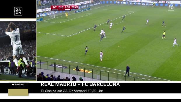 Inter Mailand - Pordenone
