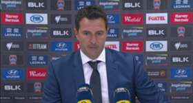 Mariners boss Paul Okon said his side's 1-1 draw with Newcastle Jets on Sunday afternoon was a 'fair result'.