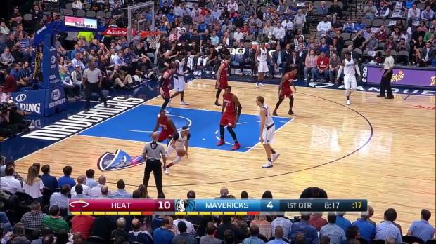 WSC: Highlights: Dirk Nowitzki vs. Heat