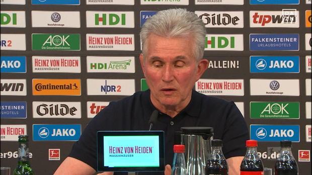 "Heynckes lobt: ""Spieler sind hoch motiviert"""