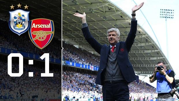 Huddersfield - Arsenal