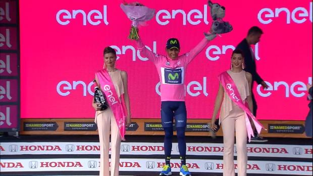 Giro - Resumen de la novena etapa del Giro