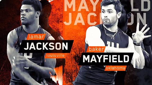 Soul & Science: Louisville quarterback Lamar Jackson, Oklahoma QB Baker Mayfield boast lightning-quick traits