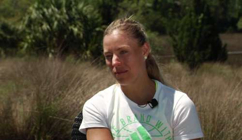 Kerber Interview: WTA Charleston Preview