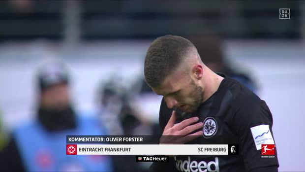 Bundesliga: Eintracht Frankfurt - SC Freiburg | DAZN Highlights