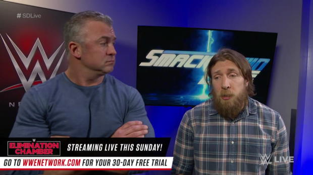 Daniel Bryan and Shane McMahon argue over Bobby Roode's WWE Fastlane opponent: SmackDown LIVE, Feb. 20, 2018