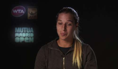 Cibulkova Interview: WTA Madrid 2R