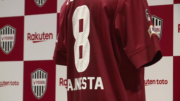 J-League: Iniesta zu Podolski-Klub Kobe
