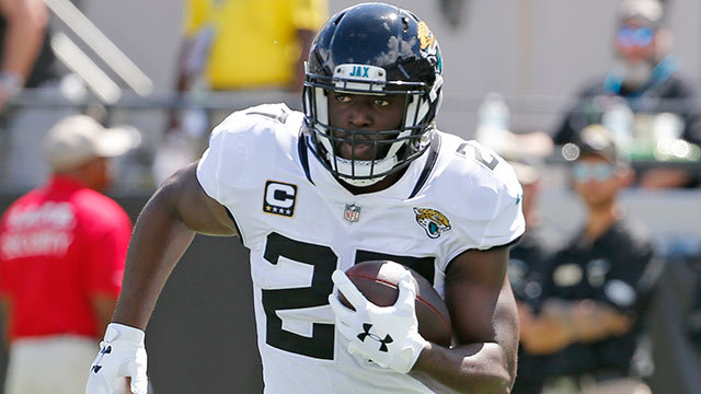 Michael Silver: Jacksonville Jaguars made trade after getting 'frustrated' with Leonard Fournette's progress