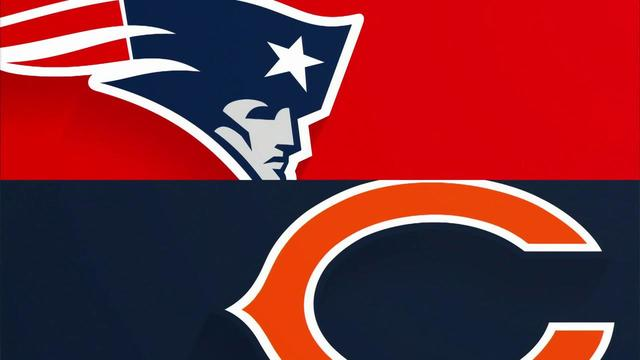 Picking winner of Patriots-Bears in Week 7 | NFL GameDay Pick'Em