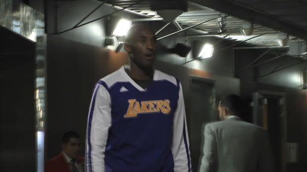 Basket : NBA - Lakers - Fin de saison pour Kobe Bryant ?