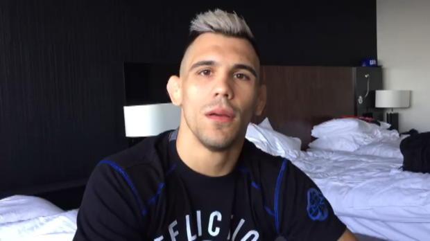 UFC in Hamburg: Aleksandar Rakic prognostiziert TKO