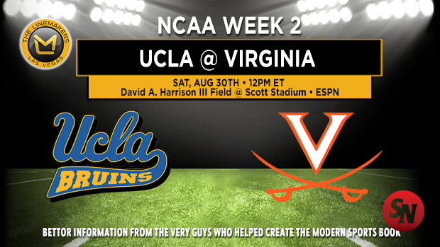 UCLA at Virginia