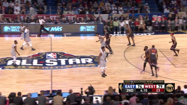WSC: Dunks of the Day - 02/19/2017