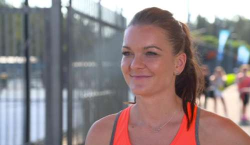 Radwanska Interview: WTA Sydney Preview