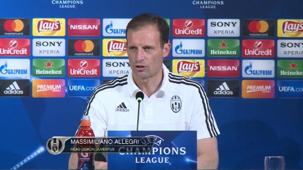 """Allegri: """"Monaco hat nichts mehr zu verlieren"""""""