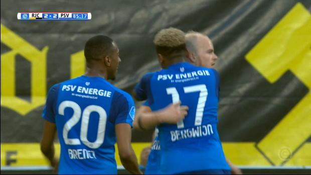 Hendrix-Strahl rettet PSV-Remis in Kerkrade