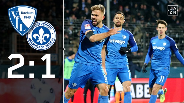 VfL Bochum 1848 - SV Darmstadt 98