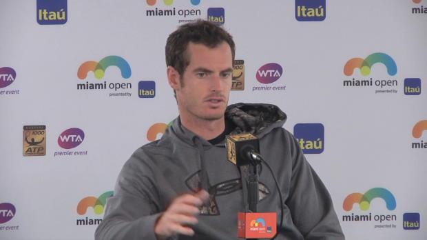 """Miami: Murray: """"Mein Return war zu schwach"""""""