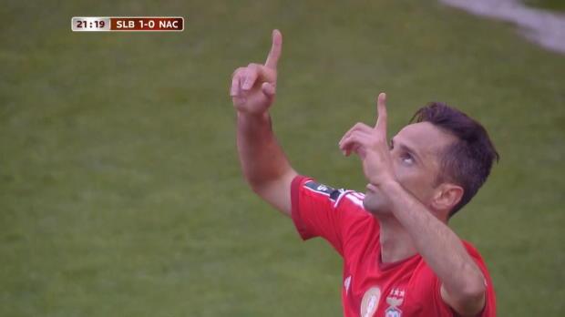 Benfica do Brasil! Sieg dank Jonas und Lima