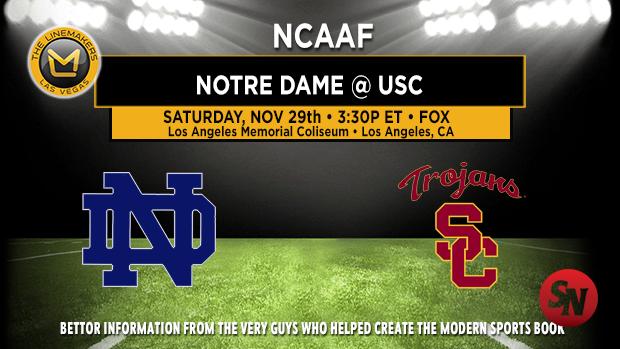 Notre Dame @ USC