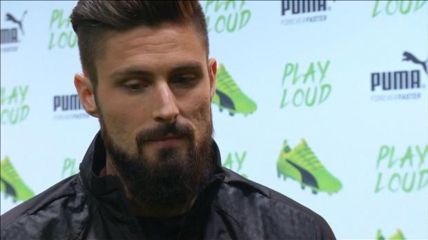 """Giroud: Wenger? """"Wollen alle, dass er bleibt"""""""