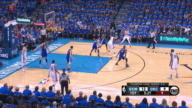 WSC: Russell Westbrook scores 28 points in loss to the Warriors