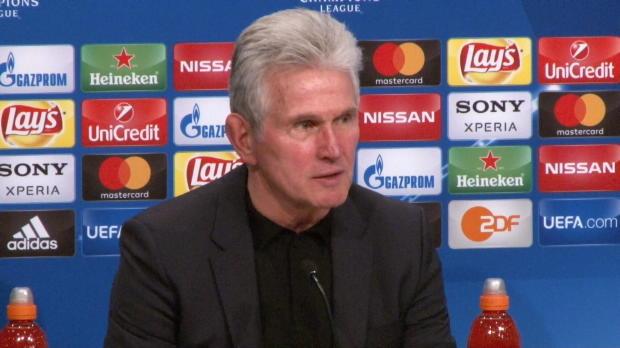 "Heynckes: ""Das ist eben Müller, er kann's"""